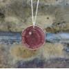 Deluxe Diamond Queen Necklace