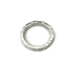 Deluxe Silver Ring II