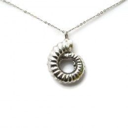 Deluxe 'Remarkable Creatures' Necklace - Silver