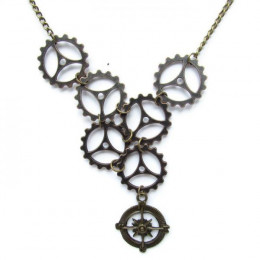 Nautical Punk Necklace