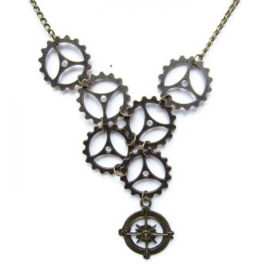 Nautical Punk Necklace