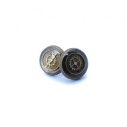 NEW - Elegant Steampunk Studs