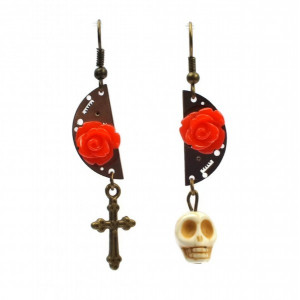 'Day of the Dead' Earrings