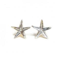 Deluxe 'Sea Star' Earring Studs