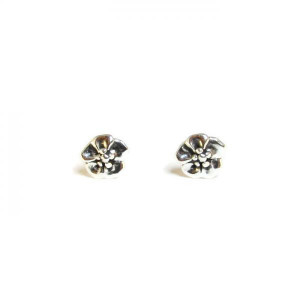 Deluxe Sakura Stud Earrings