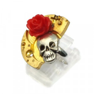 'Day of the Dead' Ring