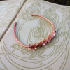 SOLD - Twisted Copper Bangle