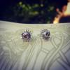 Steampunk Stud Earrings