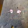 NEW - Cute Stingray Stud Earrings