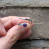 Cthulhu Lovecraft Ring | Octopus Tentacle Ring | Kraken Ring | February Birthstone Ring | Alternative Engagement Ring | Amethyst Gemstone
