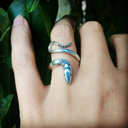 NEW - Ring of 2020 | Serpent Ring | Ring of Happiness and Suffering