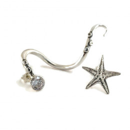Tako Shokushu and 'Sea Star' Earings