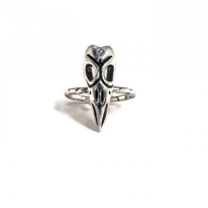 NEW - Three Eyed Raven Ring