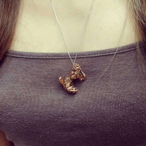 NEW - Real Bumblebees Infinity Pendant