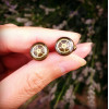 Small Steampunk Cufflinks
