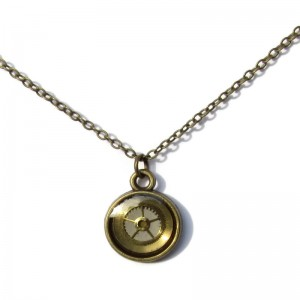 BESTSELLER - Elegant small Steampunk Necklace