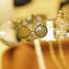 Large Steampunk Cufflinks