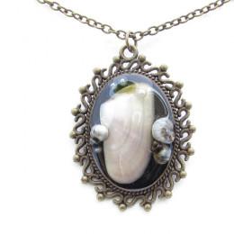 NEW - 'Greek Dreams' Oval Necklace