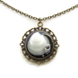 'Greek Dreams' Round Necklace