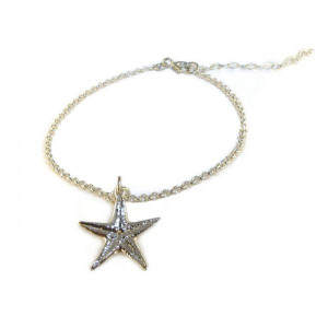 Deluxe 'Sea Star' Bracelet